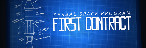 Kerbal Space Program 0.24 First Contract